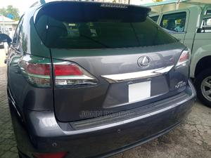 Lexus RX 2015 350 FWD Gray | Cars for sale in Abuja (FCT) State, Central Business District