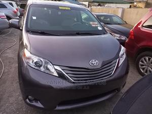 Toyota Sienna 2011 XLE 8 Passenger Gray | Cars for sale in Lagos State, Ikeja