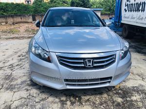Honda Accord 2012 2.0 Sedan Automatic Silver | Cars for sale in Ondo State, Akure