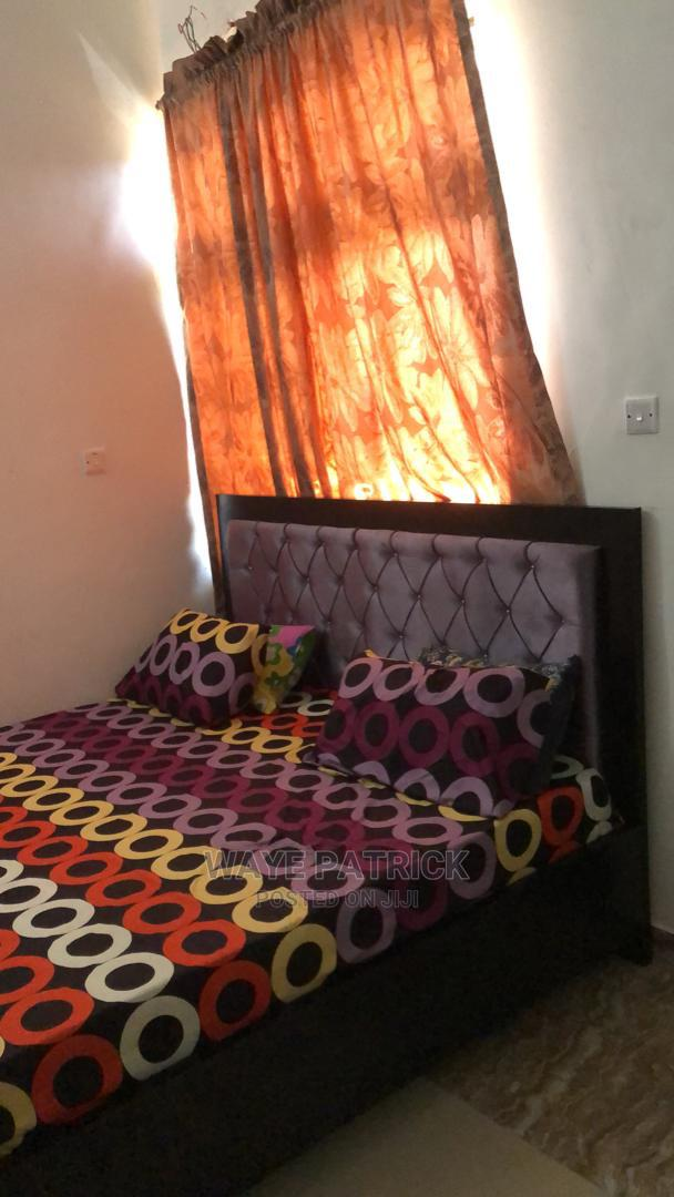 6x6 Bed Frame and Foam | Furniture for sale in Lekki, Lagos State, Nigeria