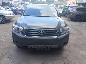 Toyota Highlander 2008 Limited 4x4 Green   Cars for sale in Lagos State, Isolo