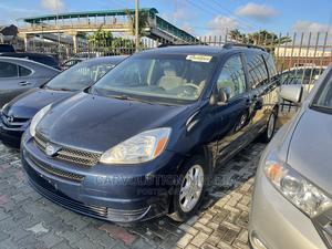 Toyota Sienna 2005 LE AWD Blue | Cars for sale in Lagos State, Lekki