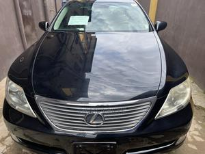 Lexus LS 2009 460 AWD Black | Cars for sale in Lagos State, Ifako-Ijaiye