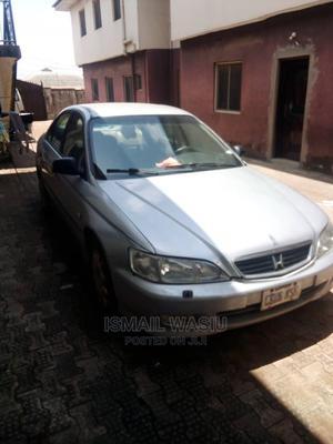 Honda Civic 2000 Silver   Cars for sale in Lagos State, Ejigbo