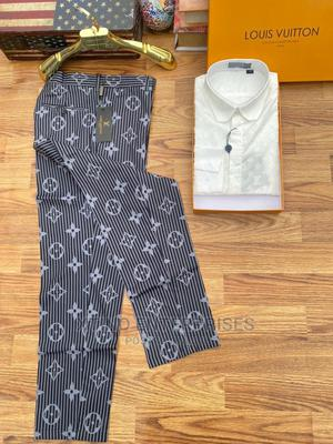 Gucci Pants Trousers and Packet Shirts Original | Clothing for sale in Lagos State, Surulere