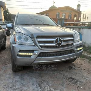 Mercedes-Benz GL Class 2010 Gray | Cars for sale in Lagos State, Ikeja