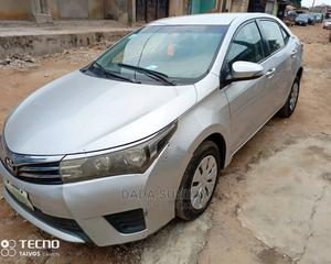 Toyota Corolla 2015 Silver   Cars for sale in Lagos State, Alimosho