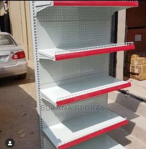 Single Sided Supermarket Shelf | Restaurant & Catering Equipment for sale in Lagos State, Surulere