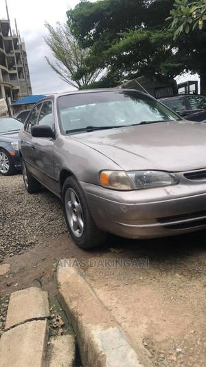 Toyota Corolla 2000 Gold   Cars for sale in Niger State, Suleja