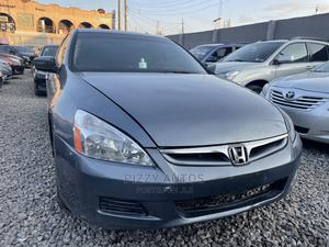 Honda Accord 2007 Gray | Cars for sale in Lagos State, Ogba