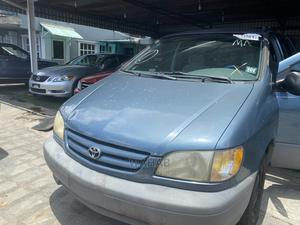 Toyota Sienna 2003 LE Blue | Cars for sale in Lagos State, Ilupeju