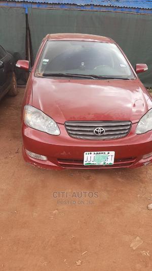 Toyota Corolla 2006 S Red | Cars for sale in Oyo State, Ibadan