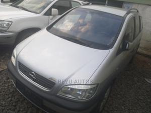 Opel Zafira 2004 1.6 Silver | Cars for sale in Lagos State, Ifako-Ijaiye
