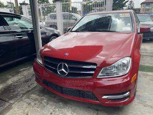 Mercedes-Benz C250 2013 Red | Cars for sale in Lagos State, Ilupeju