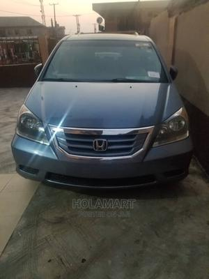 Honda Odyssey 2010 EX-L Blue | Cars for sale in Lagos State, Alimosho