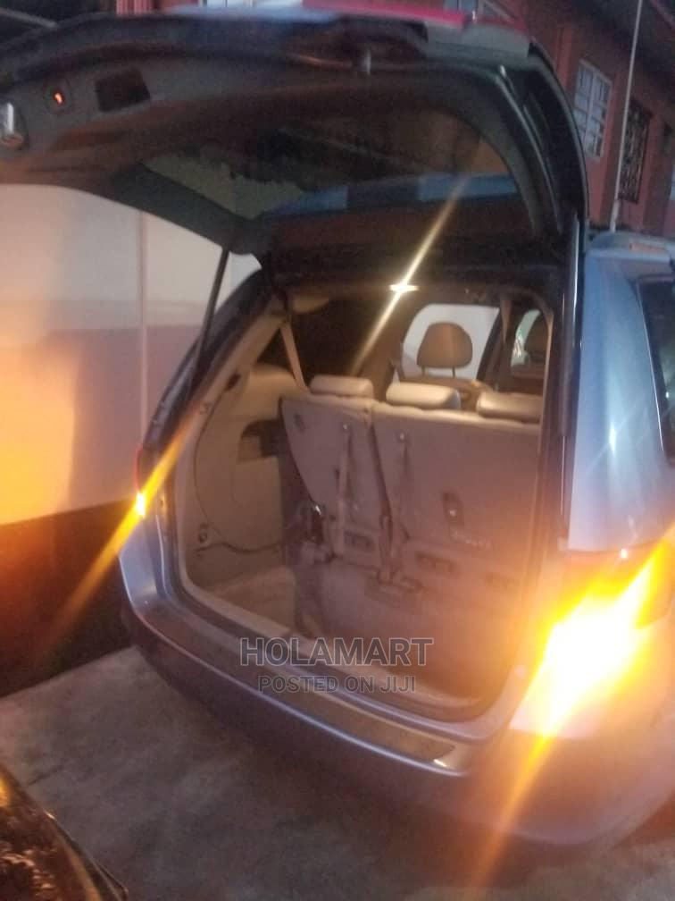 Archive: Honda Odyssey 2010 EX-L Blue