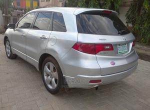 Acura RDX 2008 Automatic Silver   Cars for sale in Lagos State, Ejigbo