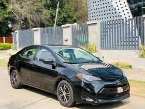 Toyota Corolla 2018 LE (1.8L 4cyl 2A) Black | Cars for sale in Abuja (FCT) State, Central Business District