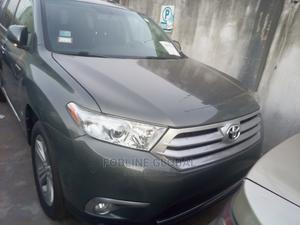 Toyota Highlander 2013 Limited 3.5l 4WD Green | Cars for sale in Lagos State, Ikeja