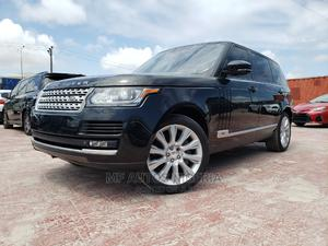 Land Rover Range Rover Vogue 2015 Black | Cars for sale in Lagos State, Ikoyi