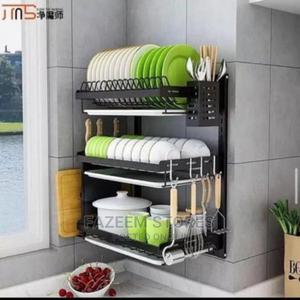 3 Layer Wall Hanging Plate Rack   Kitchen & Dining for sale in Lagos State, Surulere