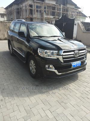 Toyota Land Cruiser 2012 4.5 V8 VXR Black   Cars for sale in Lagos State, Ajah