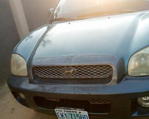 Hyundai Santa Fe 2005 2.4 4WD Green | Cars for sale in Lagos State, Alimosho