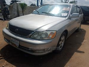 Toyota Avalon 2002 XLS W/Bucket Seats Silver   Cars for sale in Lagos State, Magodo
