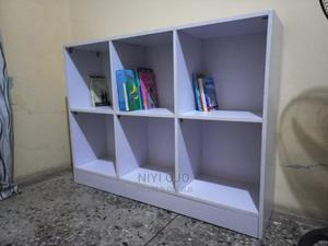 New Children Bookshelf - MDF Wooden | Furniture for sale in Oyo State, Ibadan