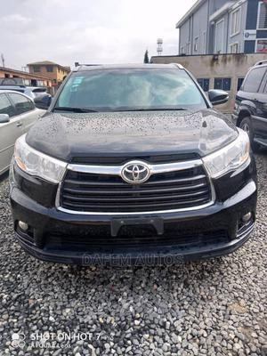 Toyota Highlander 2014 Black | Cars for sale in Lagos State, Abule Egba