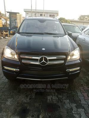 Mercedes-Benz GL Class 2012 GL 450 Black | Cars for sale in Lagos State, Ikeja