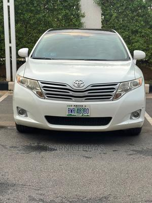 Toyota Venza 2010 V6 AWD White   Cars for sale in Abuja (FCT) State, Central Business District