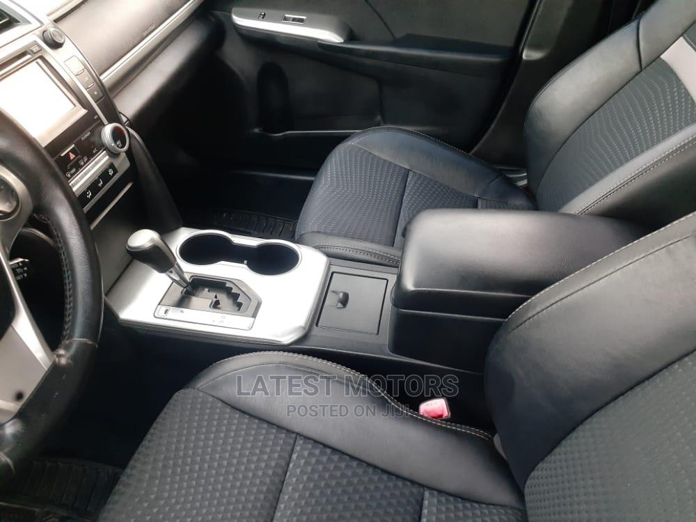 Toyota Camry 2012 Black | Cars for sale in Garki 2, Abuja (FCT) State, Nigeria