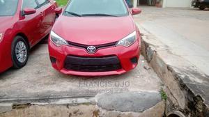 Toyota Corolla 2014 Red   Cars for sale in Oyo State, Ibadan