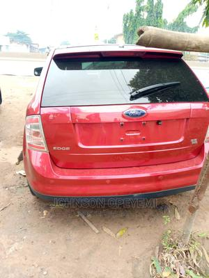 Ford Edge 2007 Burgandy | Cars for sale in Lagos State, Abule Egba