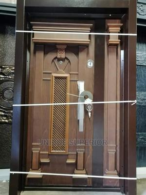 1200m/2100m (4ft) Turkey Luxury Security Door   Doors for sale in Lagos State, Orile