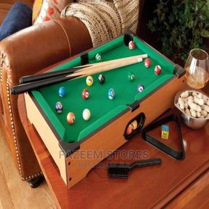 Mini Pool Table(Table Top) | Books & Games for sale in Lagos State, Surulere
