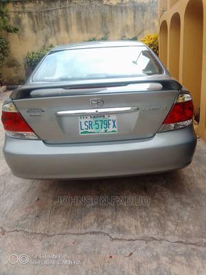 Toyota Camry 2005 Gray | Cars for sale in Ekiti State, Ado Ekiti
