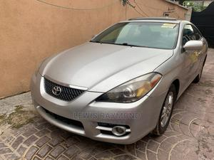 Toyota Solara 2008 2.4 Coupe Silver | Cars for sale in Lagos State, Lekki