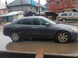 Honda Accord 2005 Automatic Silver | Cars for sale in Edo State, Benin City