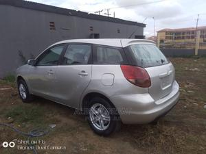 Toyota Matrix 2004 Silver | Cars for sale in Lagos State, Ojo