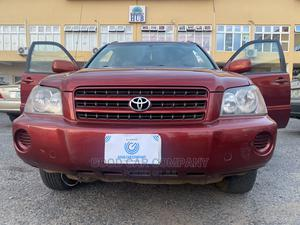 Toyota Highlander 2001 Red   Cars for sale in Kwara State, Ilorin South