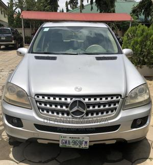 Mercedes-Benz M Class 2006 Silver | Cars for sale in Abuja (FCT) State, Wuse 2