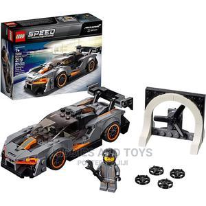 Lego Speed Champions McLaren Senna 75892 Building Kit 219pcs | Toys for sale in Lagos State, Ogudu
