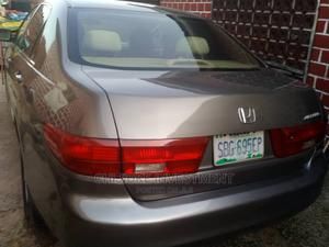 Honda Accord 2005 Gold   Cars for sale in Plateau State, Jos