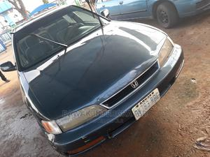 Honda Accord 1998 Coupe Green   Cars for sale in Kwara State, Ilorin South
