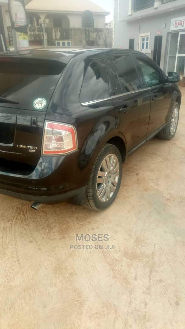Ford Edge 2010 Black   Cars for sale in Alimosho, Lagos State, Nigeria