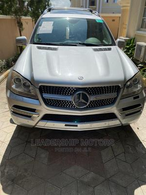 Mercedes-Benz GL Class 2012 GL 450 Silver | Cars for sale in Lagos State, Lekki