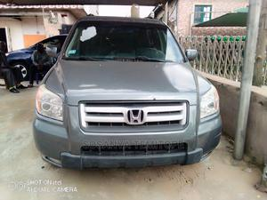 Honda Pilot 2007 EX 4x4 (3.5L 6cyl 5A) Gray | Cars for sale in Lagos State, Abule Egba