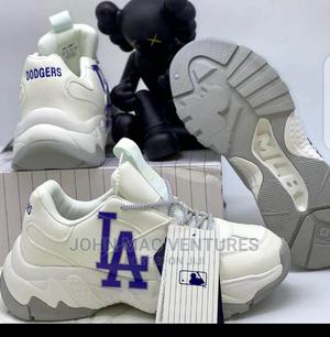 Original Man Lakers White Sneakers | Shoes for sale in Lagos State, Ikeja